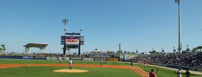 Blue Wahoos Park is one of Must-Do Pensacola.