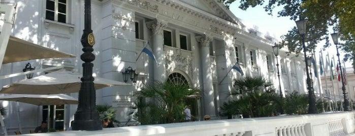 Park Hyatt Mendoza is one of Mendoza.