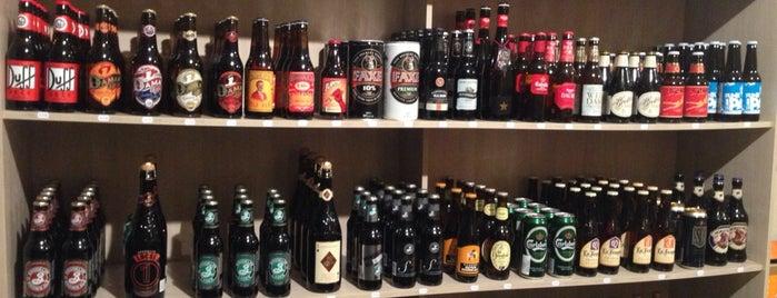 Santa Cerva is one of Preciso visitar - Loja/Bar - Cervejas de Verdade.