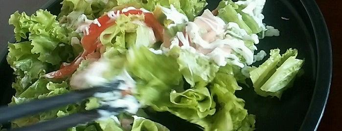 Bánh Xèo Nhật Bản Aozora is one of Măm măm ~.^.