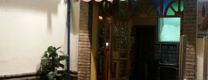 Meson Parqueflores is one of ir con mi Vero.
