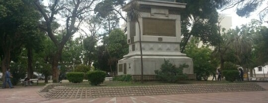 Plaza Independencia is one of Cuyo (AR).