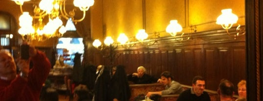 Café Sperl is one of 36 hours in...Vienna.