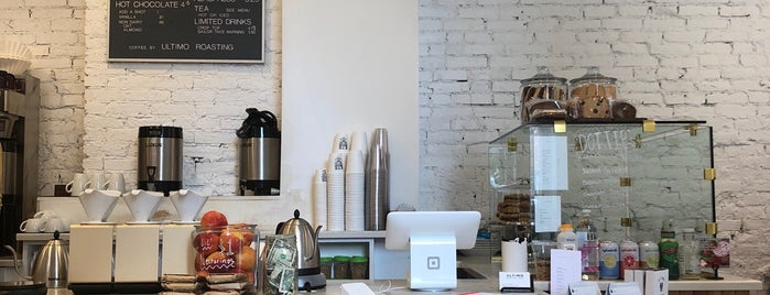 Ultimo Coffee Bar is one of Philly Working List.