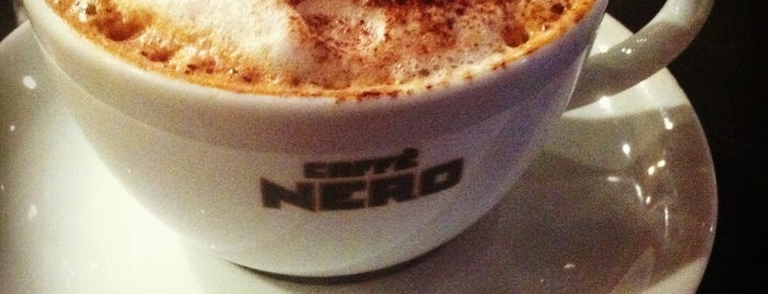 Caffè Nero is one of Istanbul.