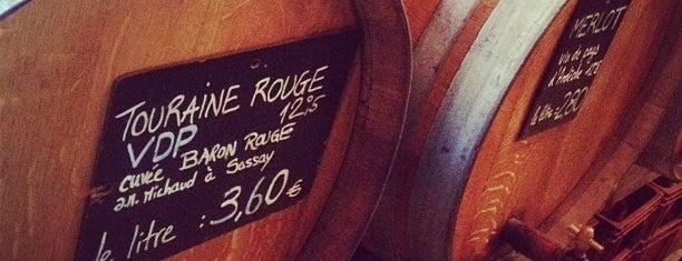 Le Baron Rouge is one of 'a drink in Paris.