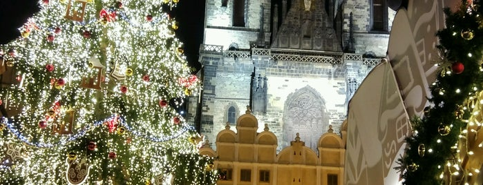 Christmas Market at Old Town Square is one of Prague.