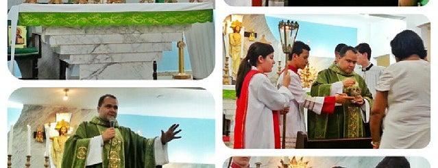 Paróquia Cristo Ressuscitado is one of Vicariato Oeste [West].