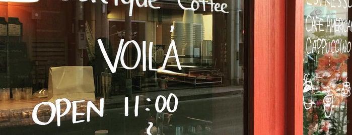 Boutique Coffee VOILA 鹿児島店 is one of Kagoshima.