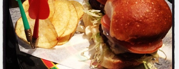 Hard Luck Cafe is one of Best Burger Joints in Auckland.