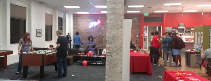 Yelp HQ is one of Silicon Valley Tech Companies.
