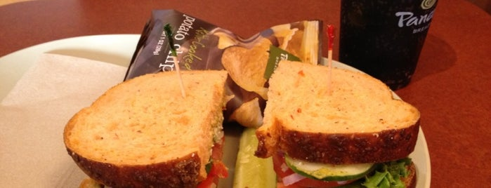 Panera Bread is one of Guide to Greenfield's best spots.