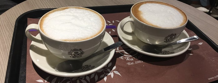 The Coffee Bean & Tea Leaf is one of When in Eastwood.