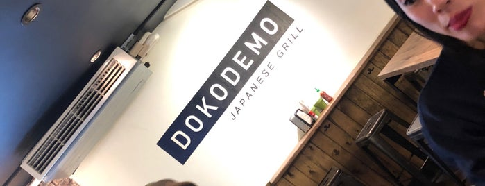 Dokodemo is one of Japanese spots to try.