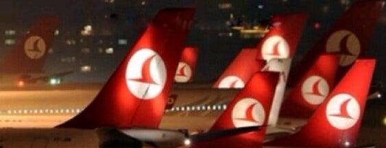 İstanbul Atatürk Havalimanı (IST) is one of Istanbul.
