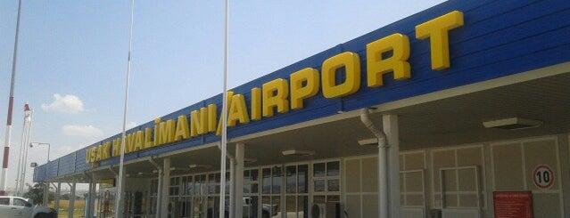 Uşak Airport (USQ) is one of HAVALİMANLARI.