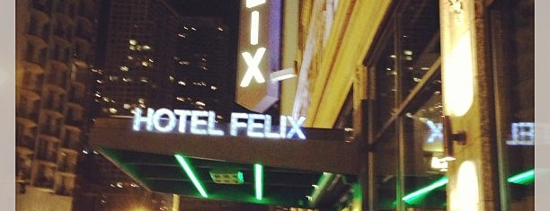 Hotel Felix is one of Hotels.