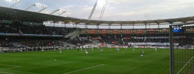 Stadium Municipal is one of Sorties entre copines.