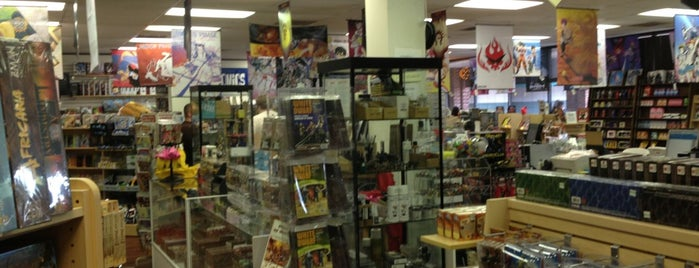 Dragon's Lair Comics & Fantasy is one of San Antonio.
