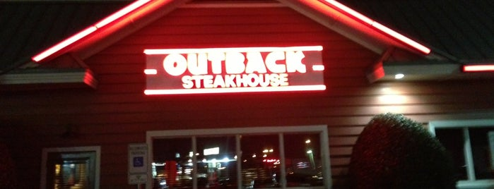 Outback Steakhouse is one of Dallas Restaurants List#1.