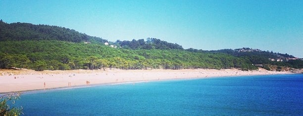 Praia de Barra is one of Mis playas favoritas de las #riasbaixas.