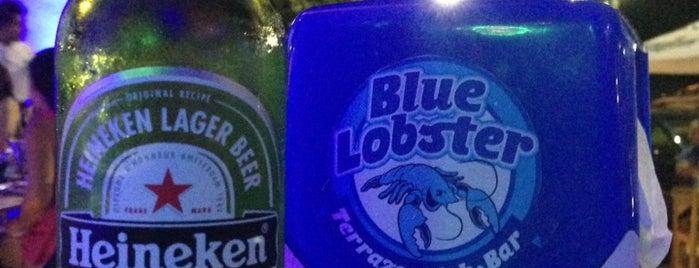 Blue Lobster is one of Veracruz.
