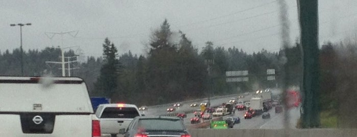I405 is one of bus commute.