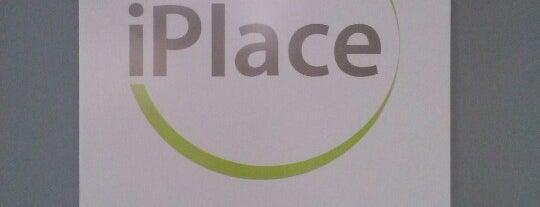 iPlace is one of Shopping Anália Franco.