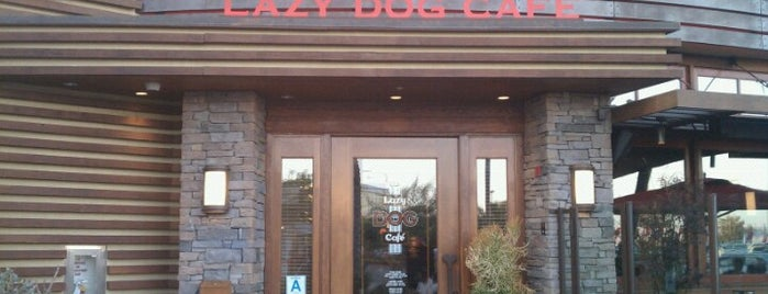 Lazy Dog Restaurant & Bar is one of EATS! -_-.
