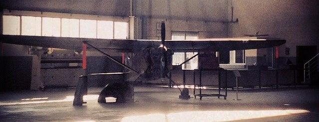 Ege Üniversitesi Havacılık Kampüsü is one of Own.