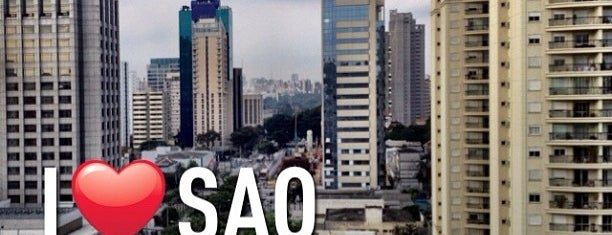 Intercity Ibirapuera is one of Hotel.
