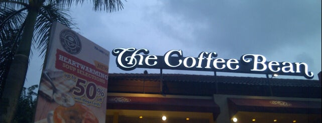 The Coffee Bean & Tea Leaf is one of Cafe or Coffee Shop.