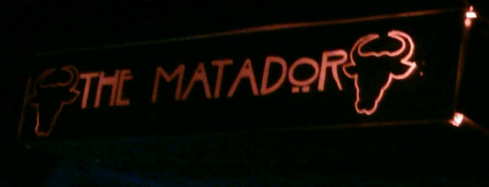 The Matador is one of Santa Fe.