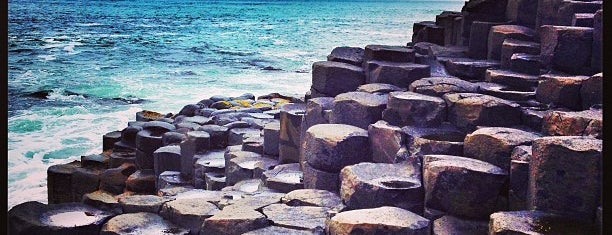 Giant's Causeway is one of Bucket List ☺.