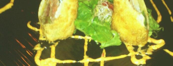 Tabú Sushi & Martini Lounge is one of Lugares con buena comida.