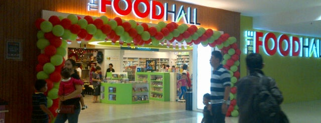 The FoodHall is one of Mall @ Alam Sutera Directory.