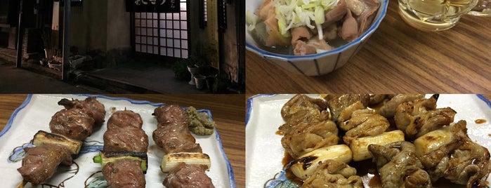 梅むら is one of 酒場放浪記 #2.