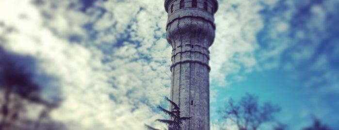 Beyazıt Kulesi is one of İstanbul Avrupa Yakası #2 🍁🍃.