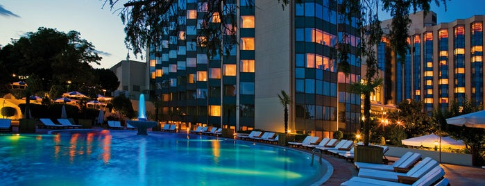 Swissôtel The Bosphorus is one of yas's choice.