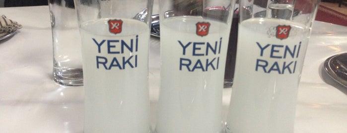 Kanatçı Haydar is one of to go & eat.