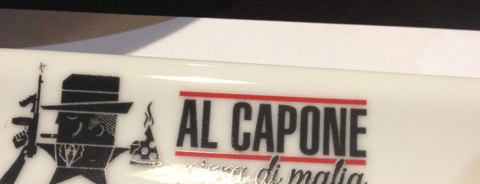 Al Capone - Pizza di Mafia is one of tops.