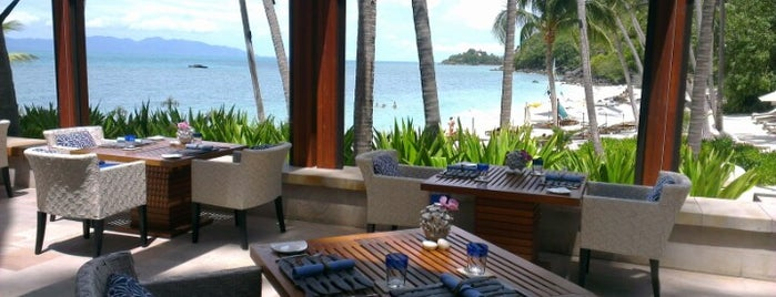 Pla Pla · Four Seasons Resort Koh Samui is one of Ko Samui Paradise = Peter's Fav's.