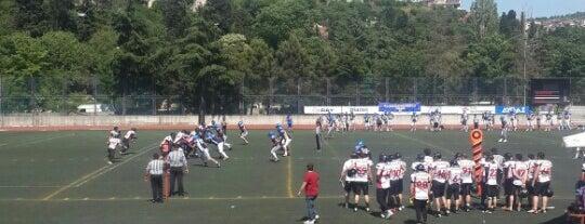 Marmara Üniversitesi Stadyumu is one of İstanbul Stadyum ve Futbol Sahaları.