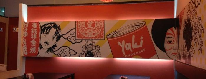 Yaki Culinária Oriental is one of Fátima.