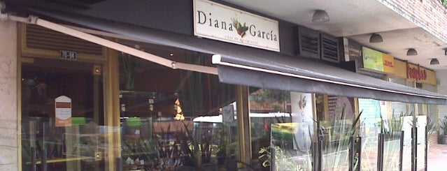 Diana Garcia is one of Restaurantes visitados.