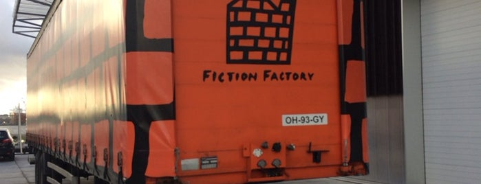 Fiction Factory (W-House) is one of I ♥ Noord.