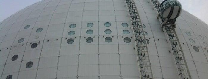Ericsson Globe is one of Stockholm.
