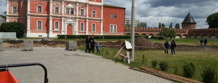 Тульский государственный музей оружия / Tula State Museum of Weapons is one of Что посмотреть в Туле.