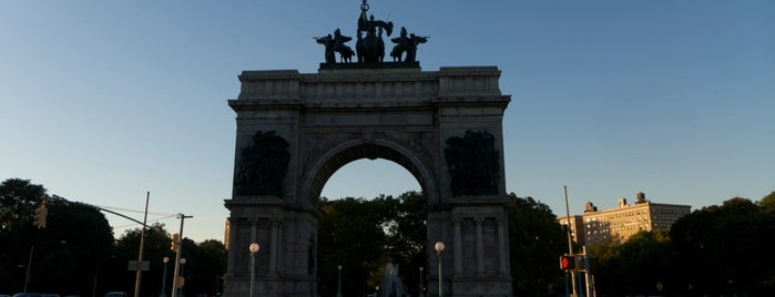 Grand Army Plaza is one of New York City.