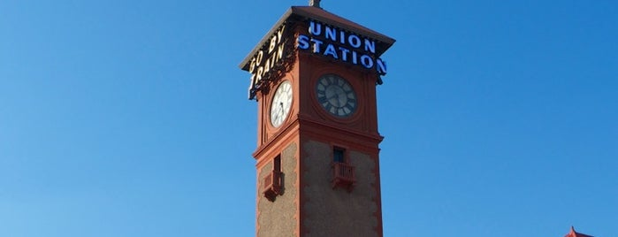 Union Station Amtrak (PDX) is one of My Portland.